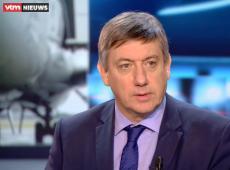 Jan Jambon in VTM Nieuws