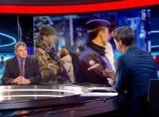 """Jan Jambon in VTM Nieuws: """"Wij gaan toch onze agenda niet aanpassen aan die terroristen?"""""""