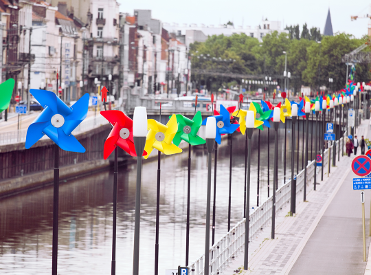 Molenbeek Brussel kanaal