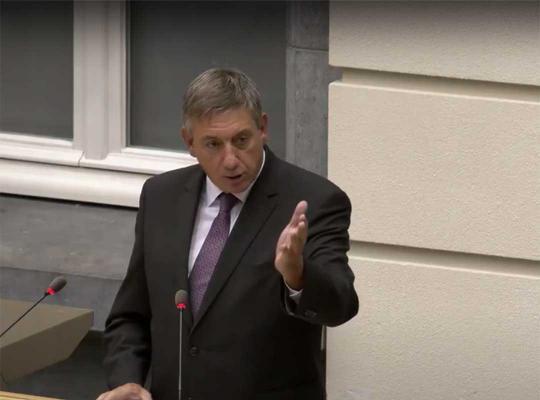 Septemberverklaring Vlaams minister-president Jambon