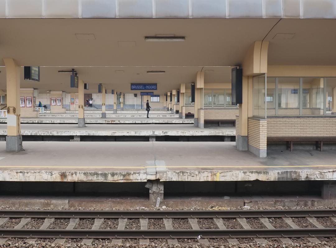 Brussel Noordstation